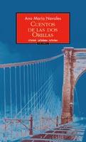 """Uno de los últimos libros de Navales, """"Cuentos de las dos orillas"""""""