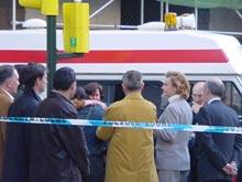 Rudi y el delegado del Gobierno acudieron al lugar del suceso