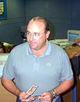 Paco Flores, ex entrenador del Real Zaragoza