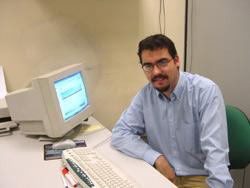 Roberto Abizanda, creador de Blogia