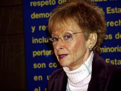 María Teresa Fernández de la Vega tras el Consejo de Ministros
