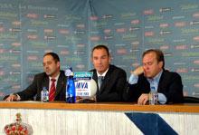 Víctor Fernández afirma que volver a dirigir al Real Zaragoza es un desafío tremendo