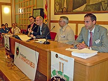 La clausura ha estado precedida por una conferencia sobre el Aragonés