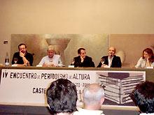 Tertulia sobre Periodismo y medio rural