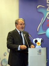 El ministro de Economía, Pedro Solbes
