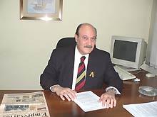 Adolfo Herrera Wehbe es candidato a la Diputación General de Aragón