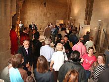 La inauguración del Palacio ha generado gran expectación entre los vecinos