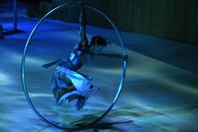 El Circo del Sol ha presentado un avance del espectáculo que realizará en la Expo