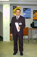 Ramón Buetas ha sido nombrado director de Gabinete y Comunicación de Presidencia