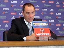 Víctor Fernández ha dejado de ser entrenador del Zaragoza