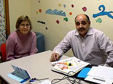 Ángeles Val y Antonio Peñalver se encargan de este punto de encuentro