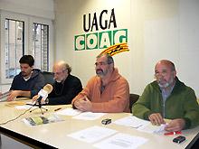Los productores ecológicos han presentado esta iniciativa en contra del MAPA