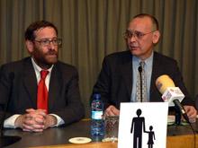 Javier Bona y Miguel Rodríguez han expuesto los objetivos de esta Asociación