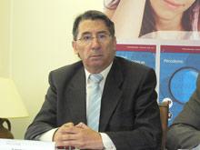 El presidente de Cepyme, Aurelio López de Hita, en imagen de archivo
