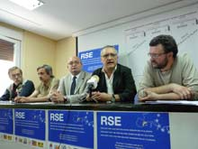 El objetivo principal de RSE es el de impulsar una coalición de partidos, que entienden Europa desde la diversidad