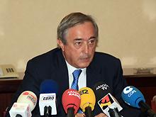 Javier Ferrer Dufol ha anunciado que la situación ya no va a ir peor
