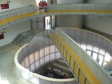 Imagen del CUS en construcción