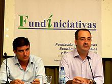 César Ciriano y Ernesto Plaza han expuesto la necesidad de crear una Entidad Metropolitana