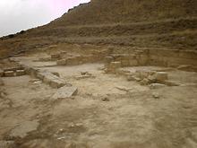 Los trabajos arqueológicos se han llevado a cabo de forma simultánea en dos frentes