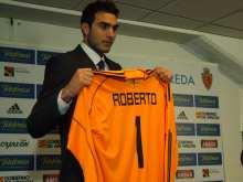 Roberto quiere sumar y ayudar al equipo para salir de la situación en la que se encuentra