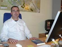 César Ciriano, en una imagen de archivo