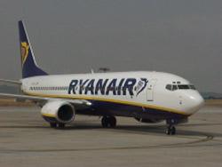 El vuelo número FR7235 de la compañía de bajo coste ha sufrido la cancelación