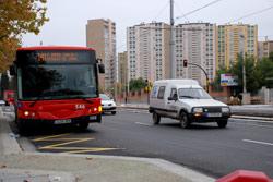 El precio del autobús subirá el IPC
