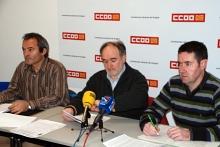 Los representantes sindicales de Correos comienzan una campaña de reivindicación