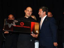 Anselmo Pérez se proclamado ganador del XI Concurso Nacional de Cortadores de Jamón