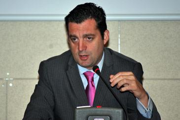 El director gerente del Inaem es Jorge Escario