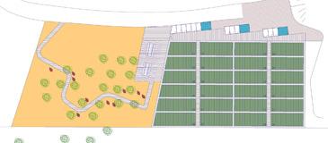 Parque Goya dispondrá de 48 huertos sociales