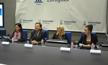 El nuevo medio de la Universidad de Zaragoza ha sido presentado este lunes
