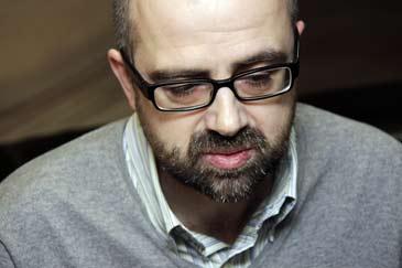 Juan Royo es economista y un amante del cómic
