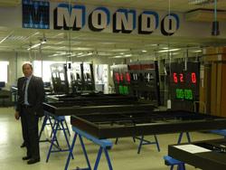 La compañía ha retomado, finalmente, su proyecto de Mondo Plaza