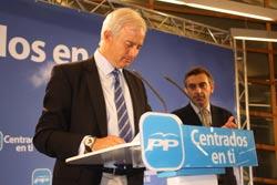 Eloy Suárez se ha quedado a un concejal de la mayoría absoluta