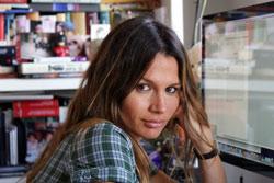 María Zabay presenta en Zaragoza su segunda novela
