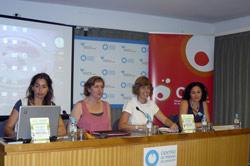 Rueda de prensa sobre la campaña de reciclaje puesta en marcha por el OMA