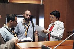 Los Scouts de Aragón llevan 25 años trabajando en Griébal