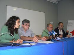 Desde la FNCA han denunciado el estado actual del Ebro