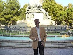 Gonzalo Aguado Aguarón es el actual presidente de la Asociación de Los Sitios de Zaragoza