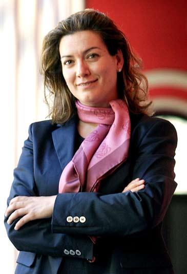 La presidenta de la Asociación de Mujeres Profesionales y Directivas de Aragón es Ana Solana