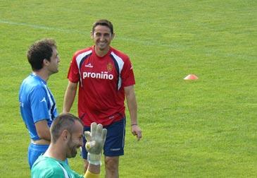 El andaluz ha logrado recuperar la sonrisa de la victoria