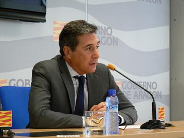 Imagen de archivo de Ricardo Oliván