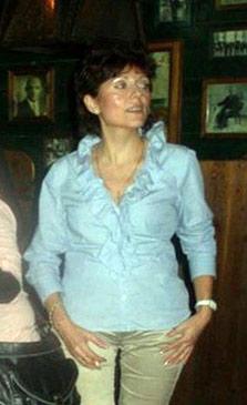 Los restos encontrados podrían ser los de Pilar Manuela Cebrián. Interpol