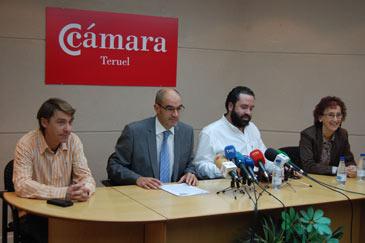 La Cámara de Comercio de Teruel ha iniciado una acción comercial para vender productos agroalimentarios turolenses en el mercado británico