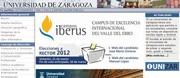 El servicio se podrá utilizar de forma totalmente gratuita desde la página web de la Universidad