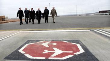 El Aeropuerto de Teruel estará completamente operativo en octubre