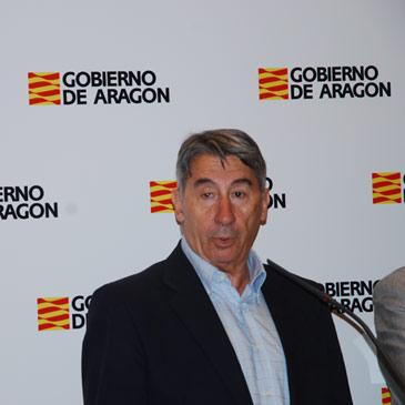 Aurelio López de Hita es el presidente de Cepyme Aragón