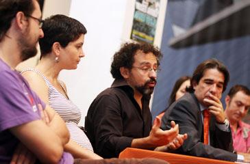 El director de la obra, Alberto Castrillo, explica que es la primera vez que se estrena en España