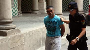 El hombre se encuentra en prisión provisional desde su detención
